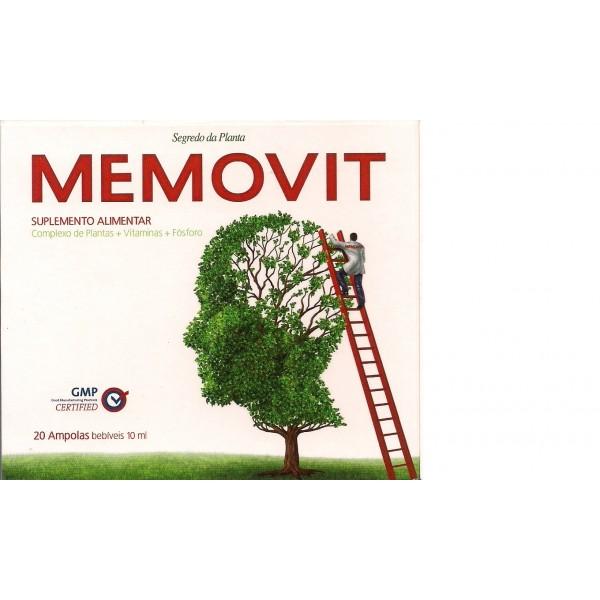Memovit - Memória e Concentração