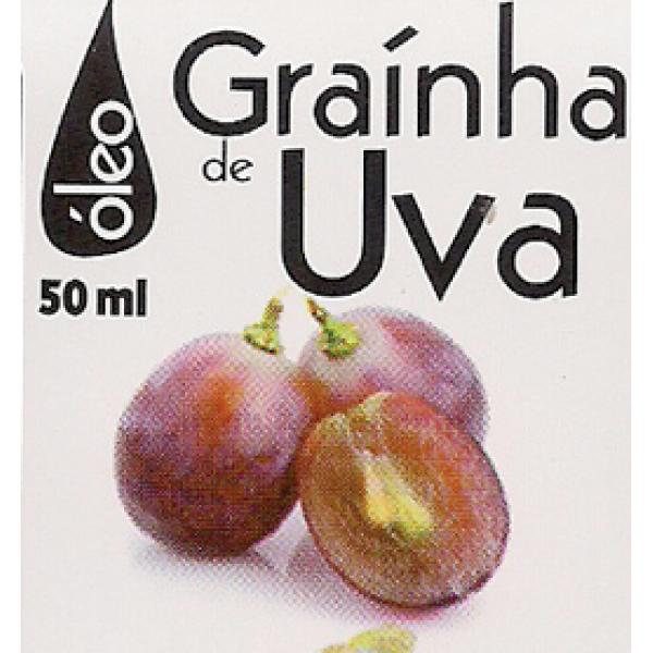 Óleo Vegetal Graínha de Uva