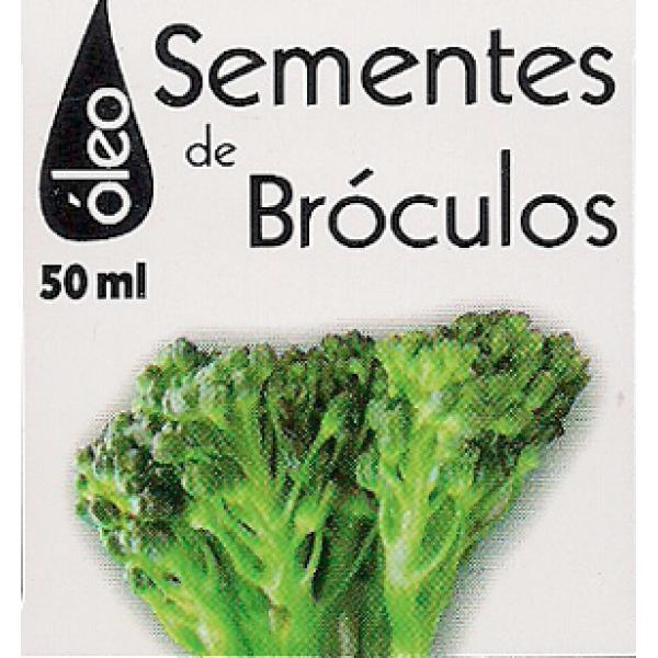 Óleo Vegetal Sementes Brócolos