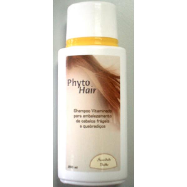 PHYTO-HAIR - Shampoo Vitaminado Anti-Queda 200ml