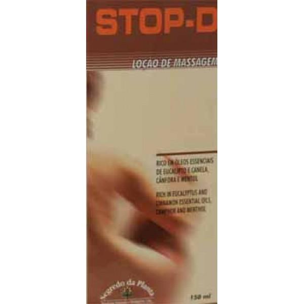 STOP-D - Loção Massagem - Dores Reum. e Musculares 150ml